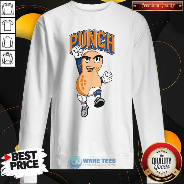 Chicago Peanut Punch Sweatshirt- Design by Waretees.com