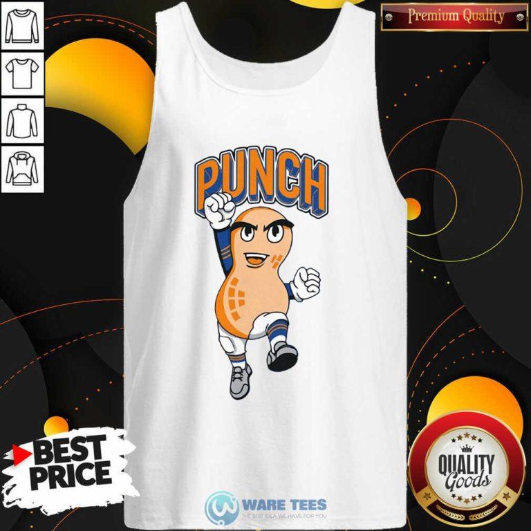 Chicago Peanut Punch Tank-Top- Design by Waretees.com