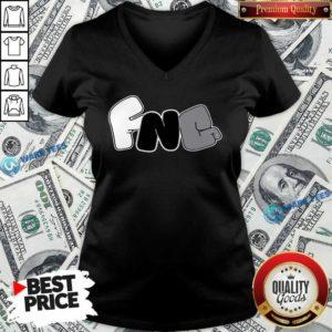 Imdontai Merch FNG V-neck- Design By Waretees.com