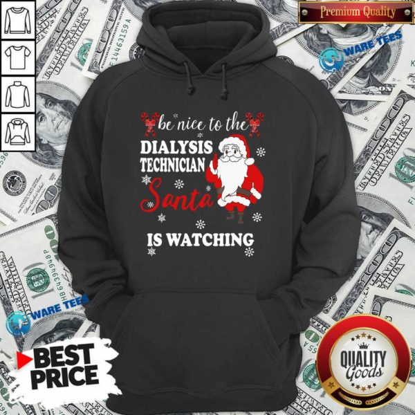 Top Dialysis Technician Hoodie - Design by Waretees.com
