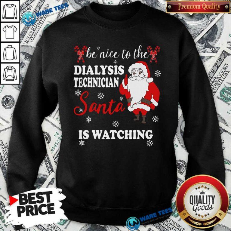 Top Dialysis Technician Sweatshirt - Design by Waretees.com