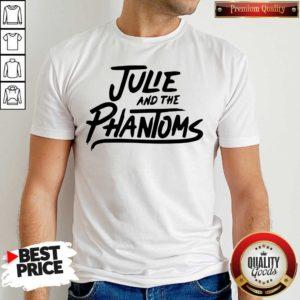 Top Julie And The Phantoms Shirt - Design by Waretees.com