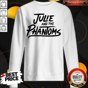 Top Julie And The Phantoms Sweatshirt - Design by Waretees.com