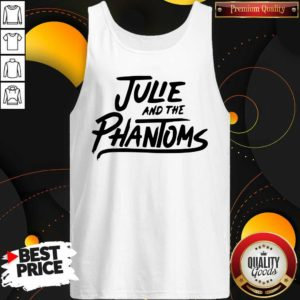 Top Julie And The Phantoms Tank Top - Design by Waretees.com