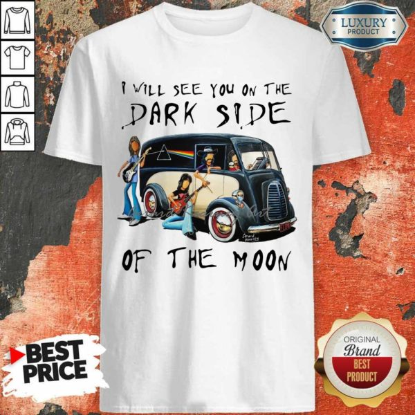 Anxious The Dark Side Of The Moon 1 Shirt