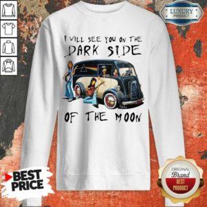 Anxious The Dark Side Of The Moon 1 Sweatshirt