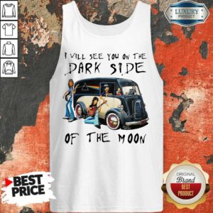 Anxious The Dark Side Of The Moon 1 Tank Top