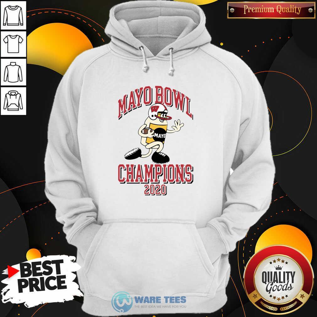 Mayo Bowl Champions 2021 Hoodie - Design by Waretees.com