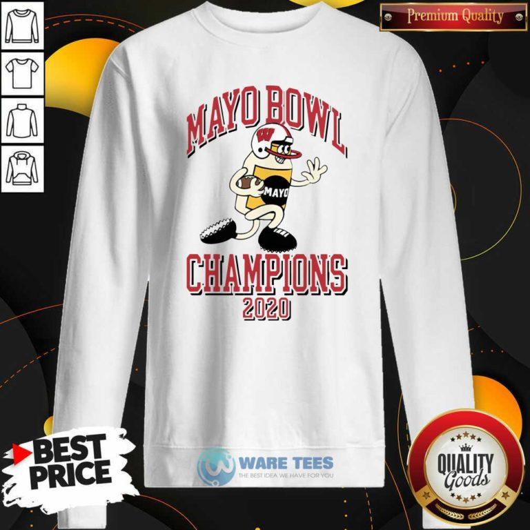 Mayo Bowl Champions 2021 Sweatshirt - Design by Potatotees.com
