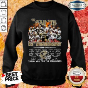 Keen The New Orland Saints 55th Anniversary 1966 2021 Sweatshirt