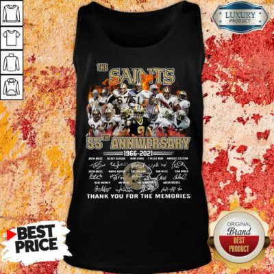 Keen The New Orland Saints 55th Anniversary 1966 2021 Tank Top