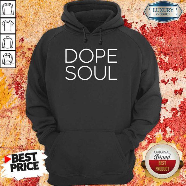 Surprised Mad Hustle Dope Soul 12 Black Hoodie - Design by Waretees.com