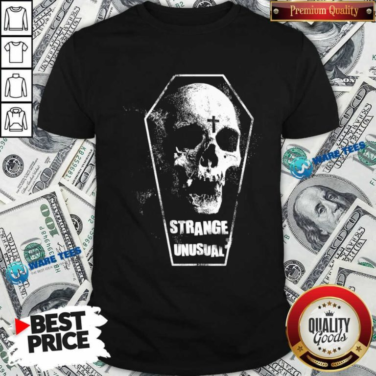Alternative Aesthetic Goth 5 Strange Unusual Shirt - Design by Waretees.com