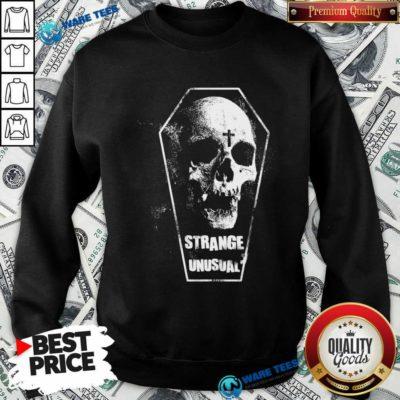 Alternative Aesthetic Goth 5 Strange Unusual Sweatshirt - Design by Waretees.com