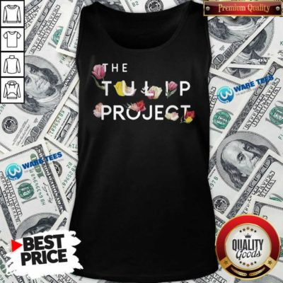Happy The Flower Tulip Project Tank Top