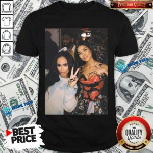 Jhene Aiko X 2 Kehlani Shirt - Design by Waretees.com