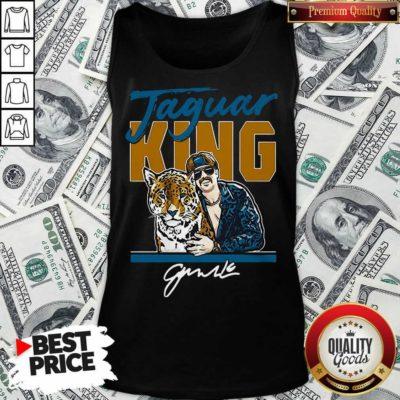 Nice Super Jaguar King Jacksonville Tiger King Tank Top