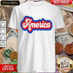 Awesome America Retro Shirt