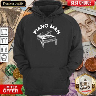 Good Piano Man Hoodie