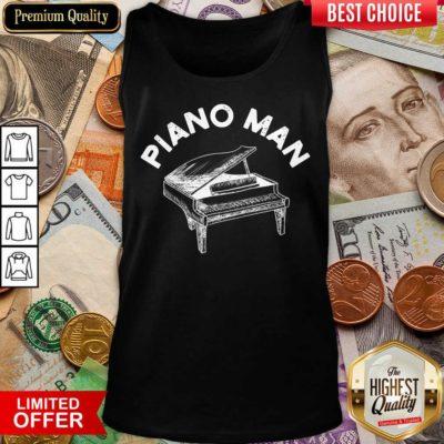 Good Piano Man Tank Top