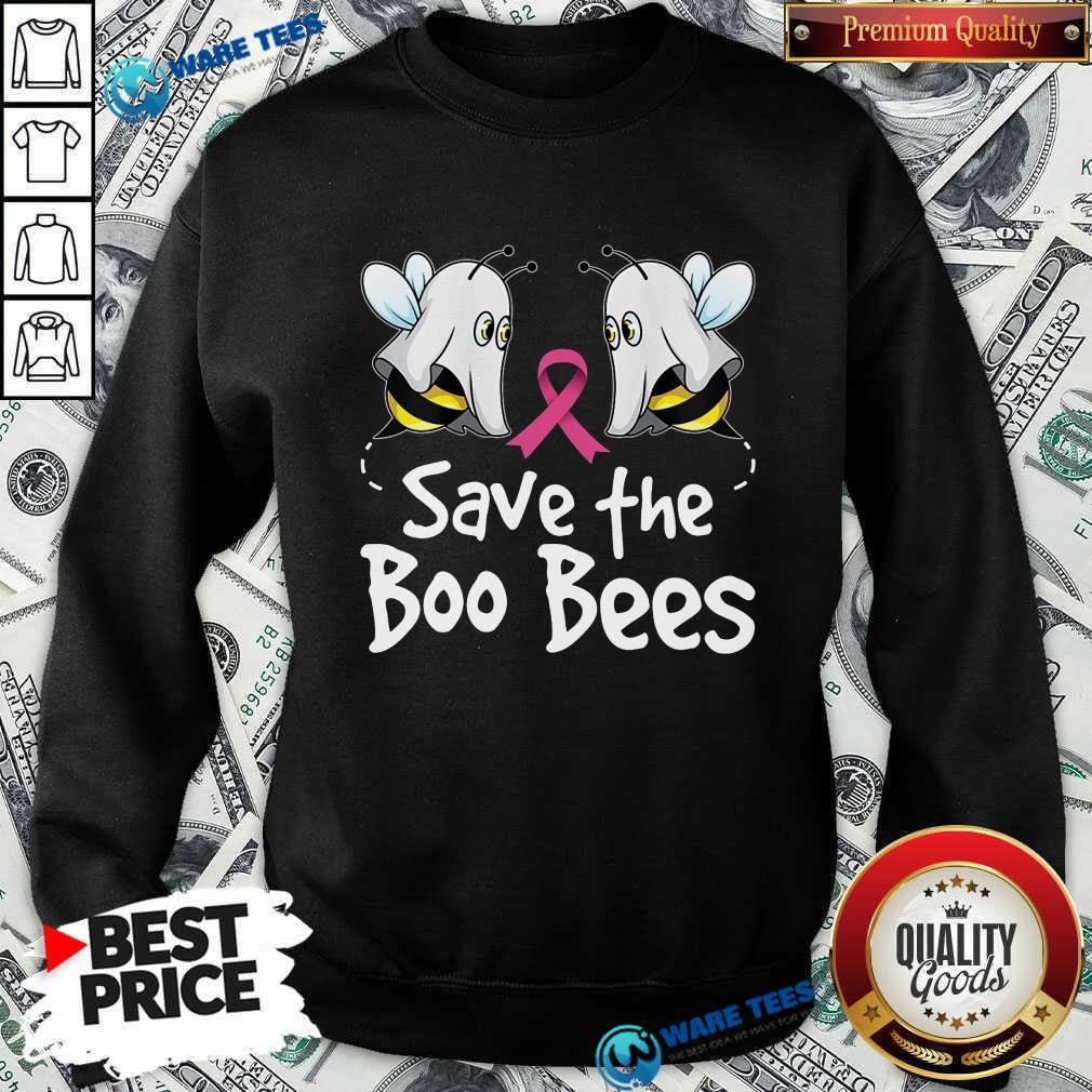 Happy Save The Boo Bees Sweatshirt