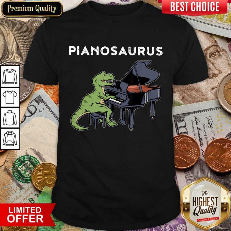 Top Pianosaurus Shirt