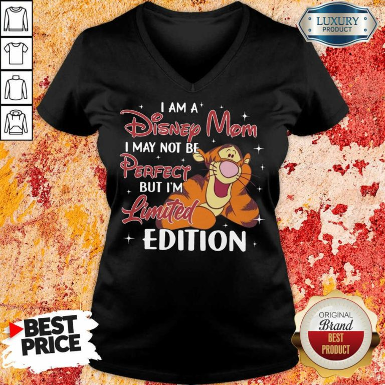 Disney Mom Limited Edition Tigger V-neck