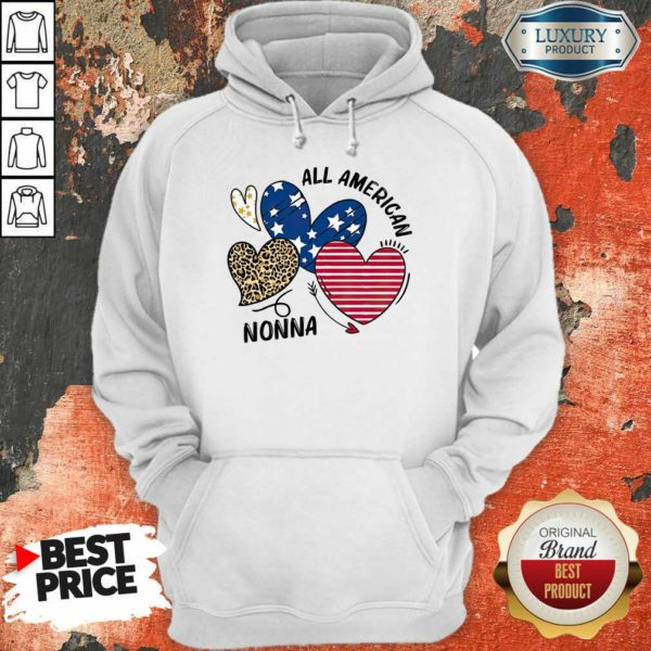 Love All American Nonna Hoodie