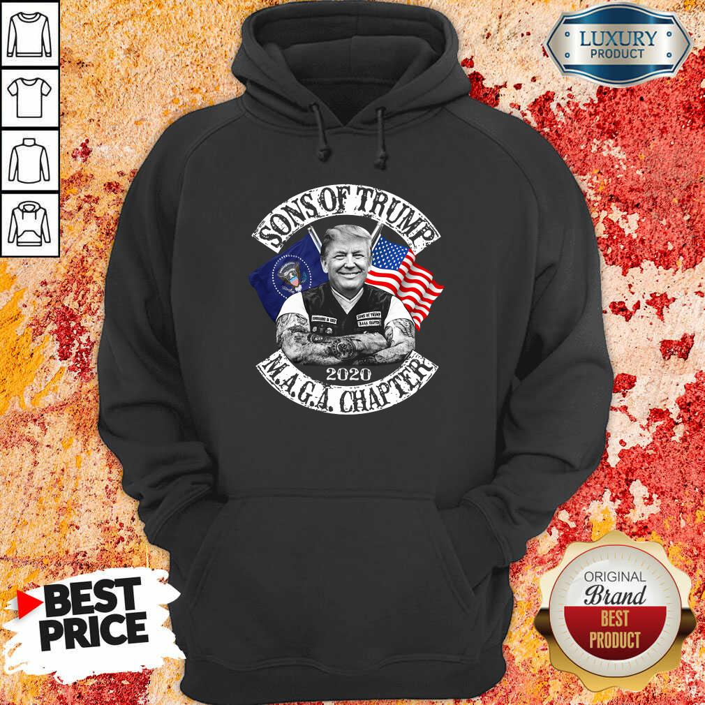 Sons Of Trump Maga Chapter Hoodie