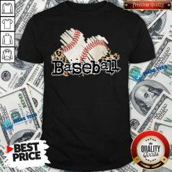 Baseball Heat Shirt