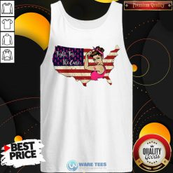Fight For The Cure Breast Cancer Awareness Tank Top