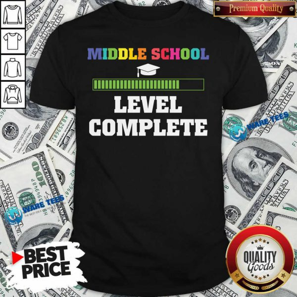 Hot Middle School Level Complete Shirt