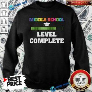 Hot Middle School Level Complete Sweatshirt