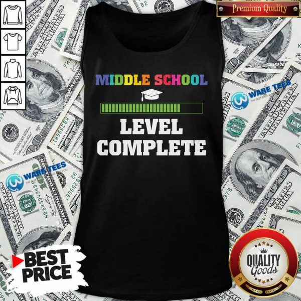 Hot Middle School Level Complete Tank Top
