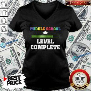 Hot Middle School Level Complete V-neck