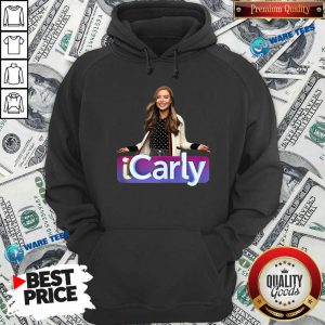 Perfect Icarly Title Logo And Photo Hoodie