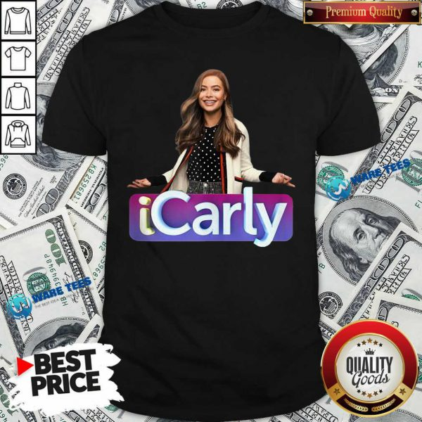Perfect Icarly Title Logo And Photo Shirt
