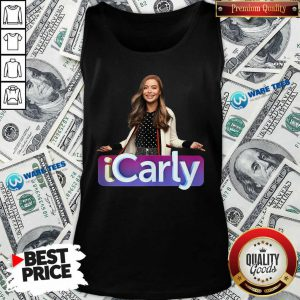 Perfect Icarly Title Logo And Photo Tank Top
