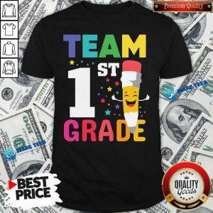 Premium Pencil Team 1st Grade Shirt