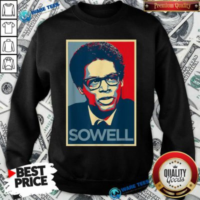 Thomas Sowell Sweatshirt