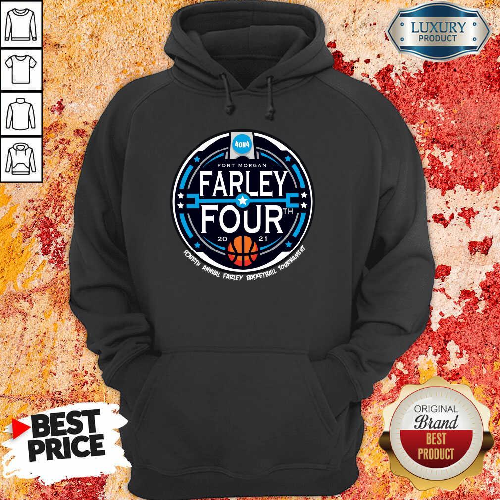 Farley Basketball 2021 Hoodie