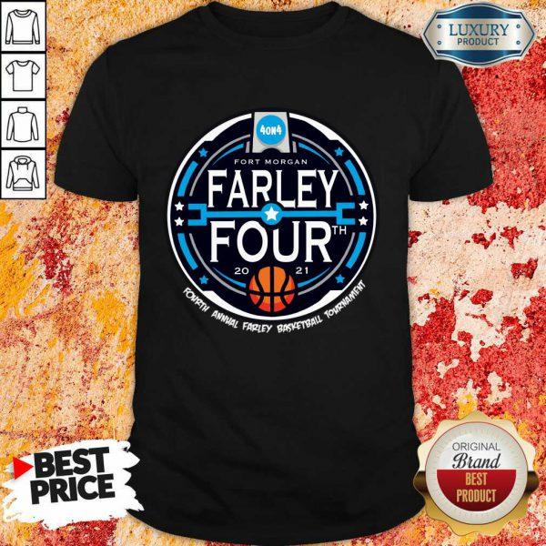 Farley Basketball 2021 Shirt