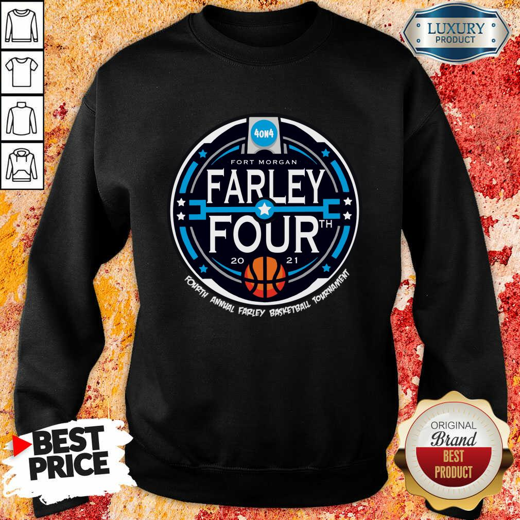 Farley Basketball 2021 Sweatshirt