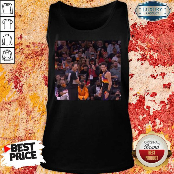 Lil Wayne Dr Disrespect And Devin Booker Tank Top