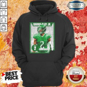 Philadelphia Football Darius Slay Jr Signature Hoodie