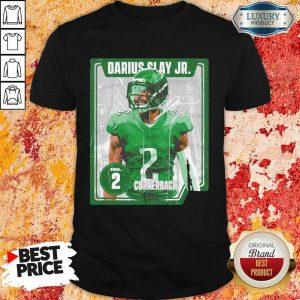Philadelphia Football Darius Slay Jr Signature Shirt