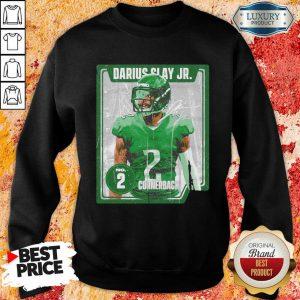Philadelphia Football Darius Slay Jr Signature Sweatshirt